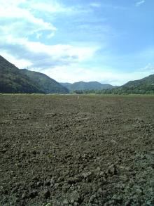 shibahuのブログ-美和ダムサッカー場